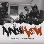 Instrumental: Tekno Ft OG, Filmzy And Selebobo - Anyhow