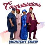 MP3 : Midnight Crew - Congratulations