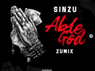 MP3 : Sinzu - Able GOD (Zumix)