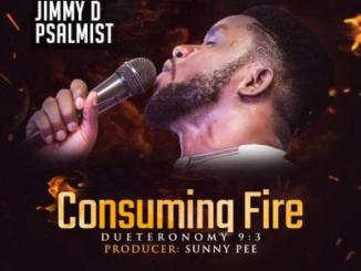 VIDEO: Jimmy D Psalmist - Consuming Fire