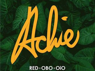 MP3: B-Red Ft. Davido - Achie