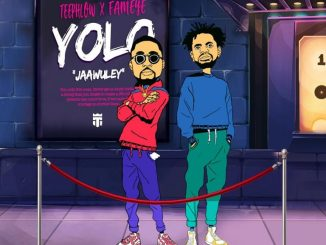 MP3: TeePhlow Ft. Fameye - Yolo (Jaawuley)
