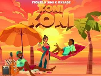 Fiokee ft. Simi, Oxlade - Koni Koni