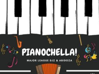 Major League & Abidoza ft. Cassper Nyovest, Kammu Dee, Ma Lemon - Le Plane E'Landile