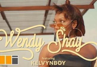 VIDEO: Wendy Shay ft. Kelvyn Boy - Odo