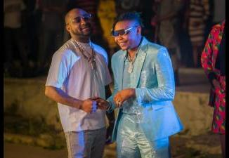 VIDEO: Olakira ft. Davido - Maserati (Remix)