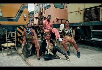 VIDEO: RJ The DJ ft. Lava Lava - Sexy Mama