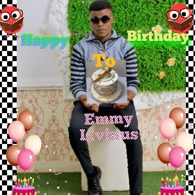 Emmy Livinus - Happy Birthday