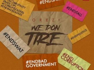 Orezi - We Don Taya