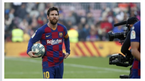 'Football Will Never Be The Same' – Says Messi