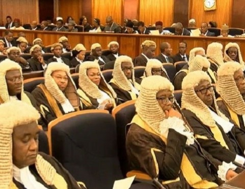 """Controversy as NJC recommends """"unqualified"""" relatives of Supreme Court judges, others to Buhari for appointments"""