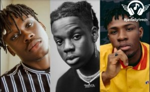 9JA MUSIC LOVERS GET IN HERE!! Between Fireboy, Rema Or Joeboy, Who Do you Think Is Going To Have The Most Successful Career??