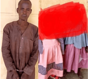 66-Year-Old Man Who Uses Chocolate To Lure Little Girls Before Allegedly Raping Them Arrested In Yobe