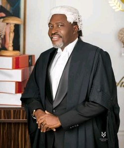 Veteran Nigerian Kanayo O. Kanayo Graduates From Law School