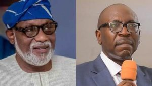 PDP Calls For International Ban On Gov. Akeredolu, Pastor Ize-iyamu