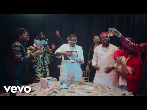 Zlatan – Lagos Anthem (Remix) Ft. Oberz, Frescool, Oladips, Kabex & Trod (Video)