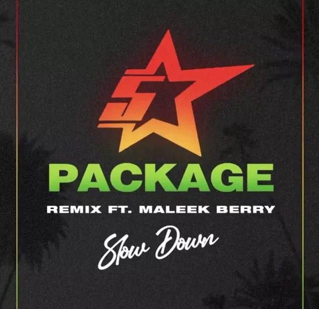 King Promise - Slow Down (Remix) Ft. Maleek Berryy
