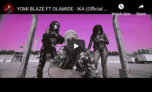 Download Freebeat:- Yomi Blaze Ft Olamide – Ika (Remake By Big Frozz)