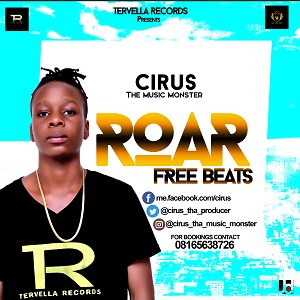 Download Freebeat:- Fire Guitar (Prod By Cirus)