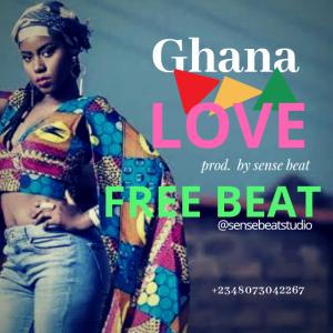 Download Freebeat:- Ghana Love (Prod By Sensebeat)