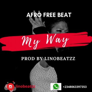 Download Freebeat:- My Way (Prod By Linobeatzz)