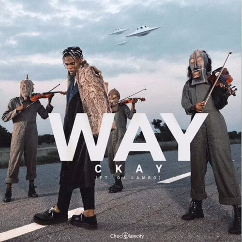 "Image result for photos of ckay ""Way"""