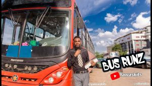 Download Comedy Video:- Yawa Skit – Bus Runz