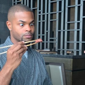 Download Comedy Video:- King Bach – When You Learn To Use Chopsticks