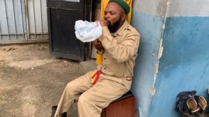 Download Comedy Video:- Officer Jatto – Are You Still On Duty