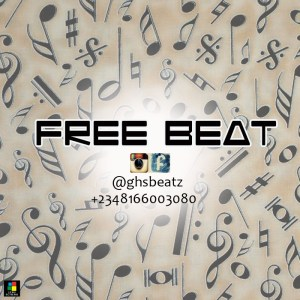 Download Freebeat:- Holy Water (Prod By GHSBeatz)
