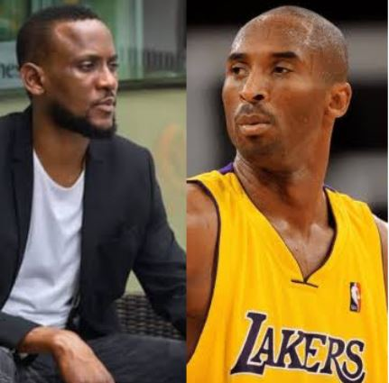 BBNaija Star, Omashola Reveals How He Met Kobe Bryant At The 2010 World Cup In South Africa