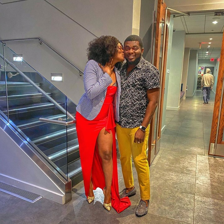Yahooze Singer, Kelly Hansome Engaged (See Photos) 11