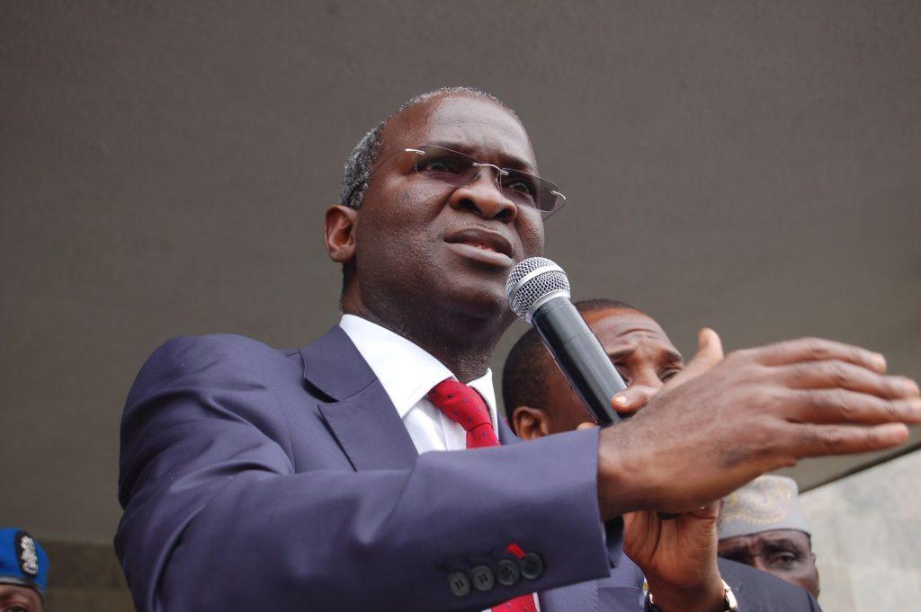Fashola Reacts To Sanwo-Olu's Okada / Keke Ban