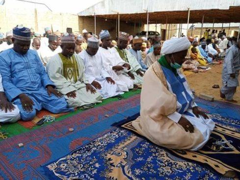 Why We Performed Eid Prayer Today – Sidi Manniru Of Zamfara 1