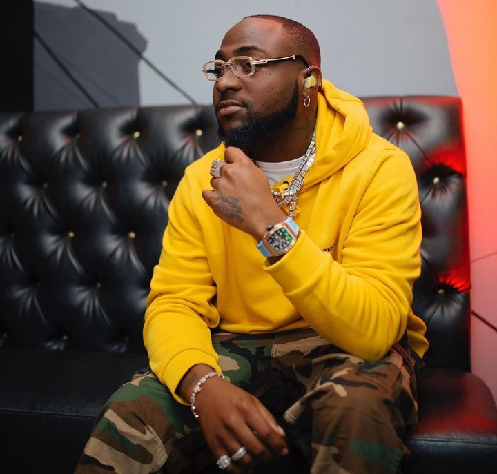 Davido Reaches Out To Cynthia Morgan, Offers To Help 1