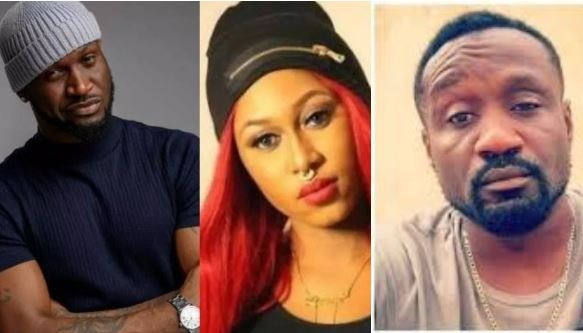 How Mr. P Reacted After Cynthia Morgan Revealed She Lost Everything To Jude Okoye 1