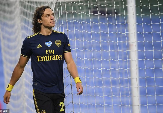 OFFICIAL: Arsenal Confirm Luiz Agrees Contract To Stay Beyond End Of This Season