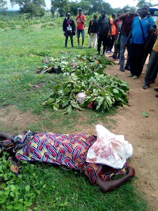 Herdsmen Invade Southern Kaduna, Kill Women, Children (Photos) 2