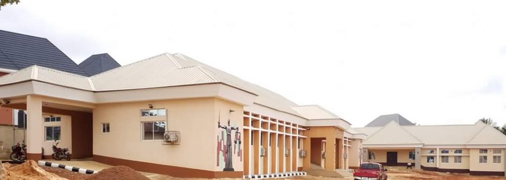 Judiciary: Enugu Completes 10 Court Halls In Nsukka