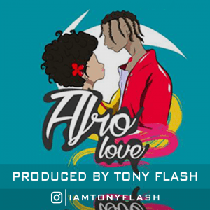 Download Freebeat:- Afro Love (Prod By Tony Flash)