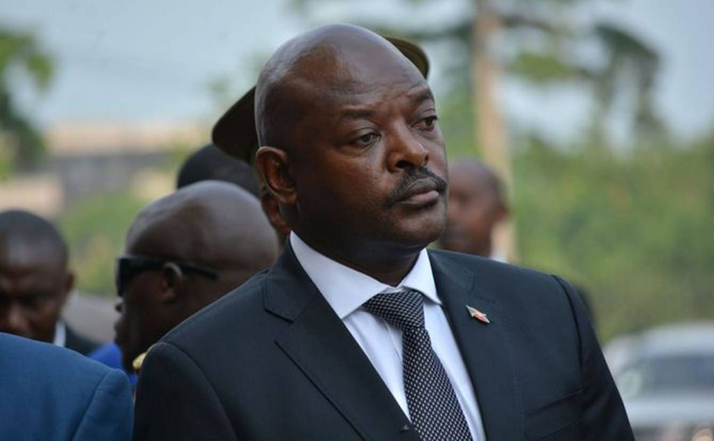 African President To Become The First To Die Of Coronavirus (Photo)