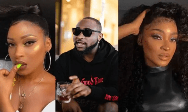 Davido Allegedly Welcomes Baby With New Baby Mama, Larissa London 1