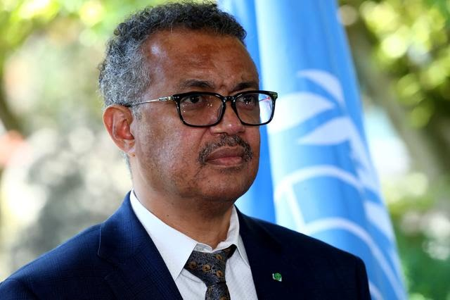 No Excuse' For Countries That Fail In Contact Tracing, WHO's Tedros Says