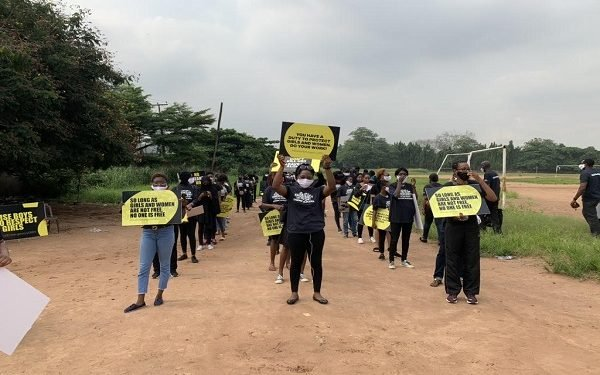 Protests Rock Lagos, Abuja Over Rising R*pe Cases, Sexual Assault Against Women (Photos) 1