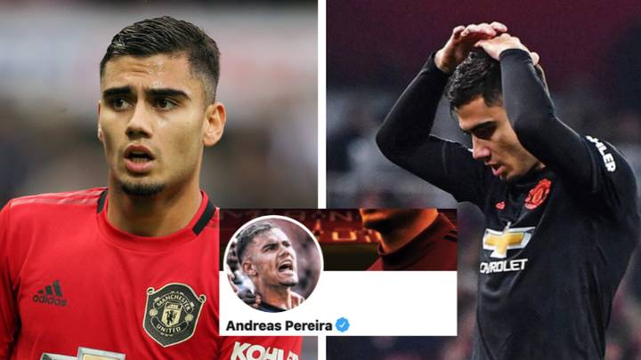 🤬Andreas Pereira Hits Back At Abuse From Manchester United Fans On Twitter 2