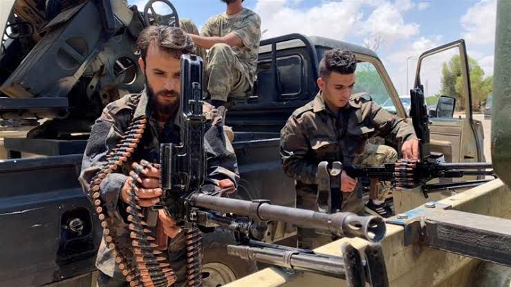 Libyan GNA Fighters Head For Front As Battle For Sirte Looms 2