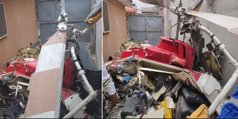 Opebi crash