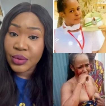 Effiong Scott Claim Japheth Akwaowo Who Was Killed By A Corper Raped Her In 2017
