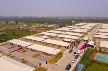 Sanwo-Olu Commissions 252 Units Of 2-Bedroom Flats In Idale, Badagry