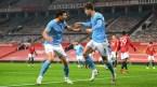 CARABAO CUP: Manchester City Set Up Final Showdown With Jose Mourinho's Men